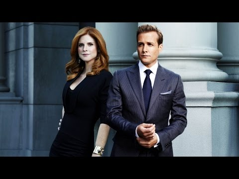Suits Season 5: Donna and Harvey (DARVEY)  Scene