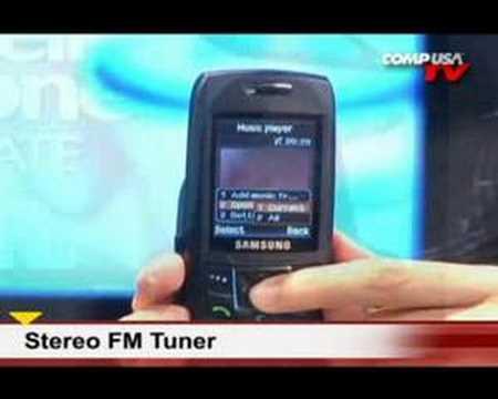 Samsung E250 Unlocked GSM Cell Phone