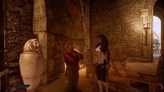 Dragon Age: Inquisition - Cassandra's Guilty Pleasures