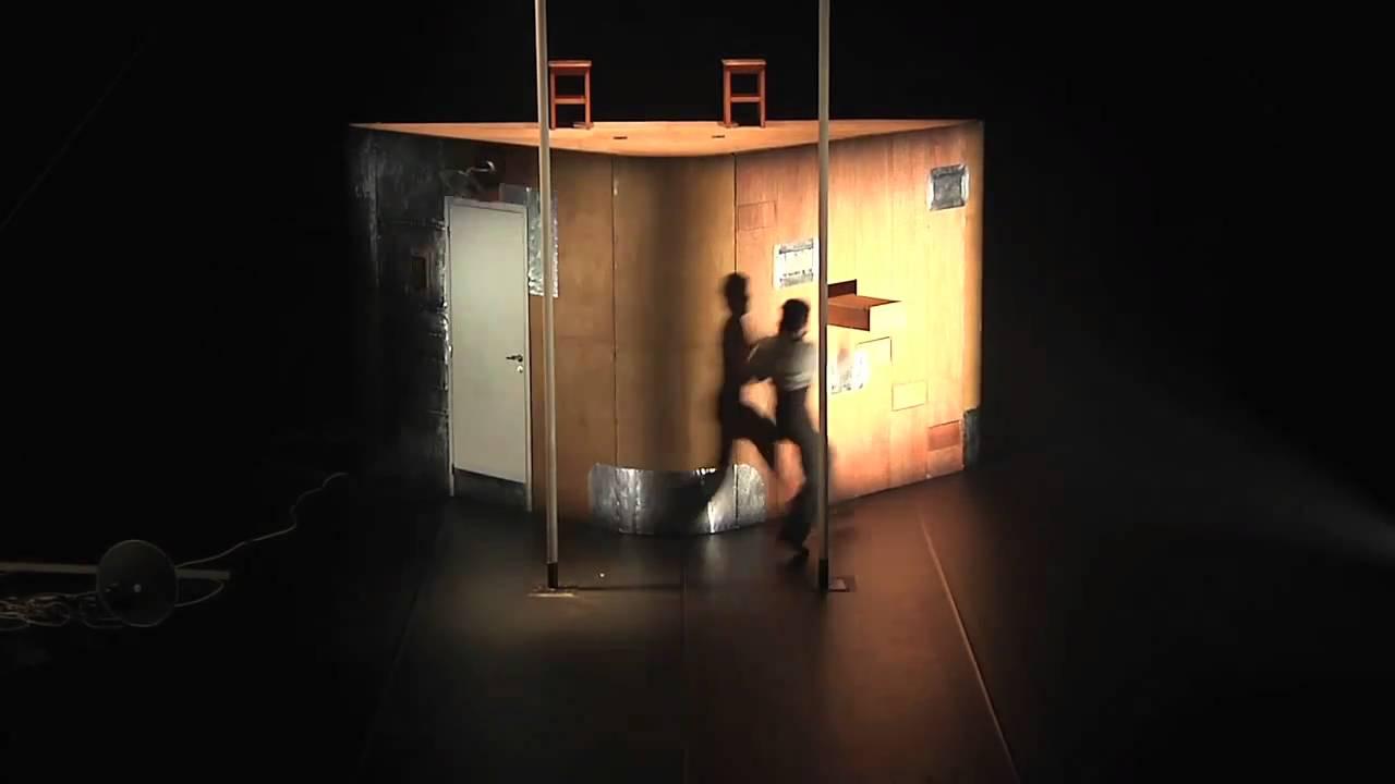 clip 'A deux pas de là-haut' nouvelle création de la cie O ultimo Momento