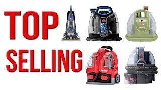 Top 5 Best Portable Carpet Cleaners 2019