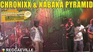 Смотреть клип Chronixx & Kabaka Pyramid - Mi Alright