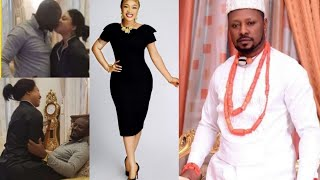 SEE WHO TONTO DIKEH IS DATING NOW. A POLITICIAN FROM THE NIGER DELTA.