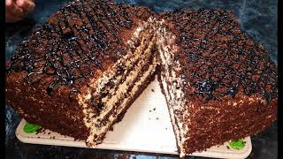 ТОРТ ИРИС За 30 Минут МЕДОВИК Без Нагрева Без Раскатки к чаю Нереально Вкусно CAKE IRIS RECIPE
