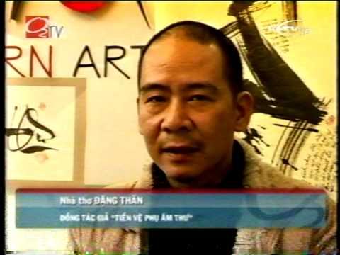 ĐẶNG THÂN ra mắt TIỀN VỆ PHỤ ÂM THƯ (3/1/09) - O2TV & VTV1