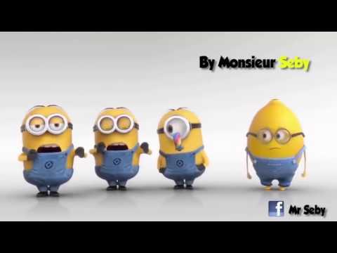 Смотреть онлайн мультфильм миньоны 2010