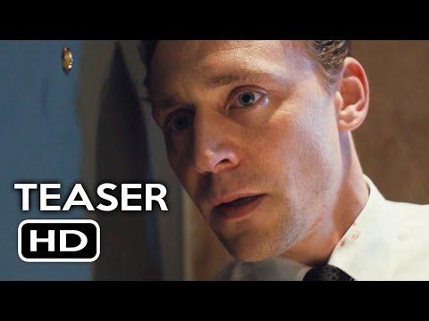 High Rise Official Teaser Trailer #1 (2016) Tom Hiddleston Thriller Movie HD