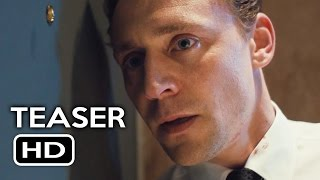 High Rise Official Teaser Trailer #1 (2016) Tom Hiddleston Thriller Movie HD