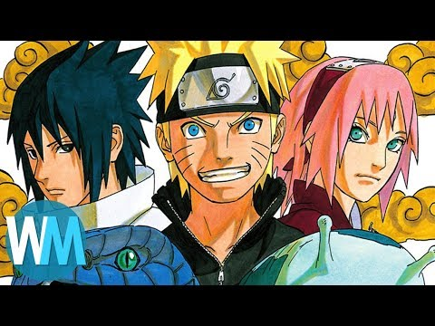 Top 10 Best Manga Series