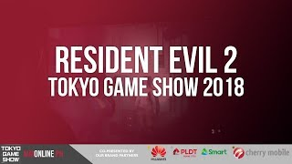 Resident Evil 2 Remake First Impressions at TGS 2018