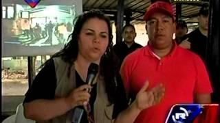 Armas incautadas en cárcel de Tocuyito