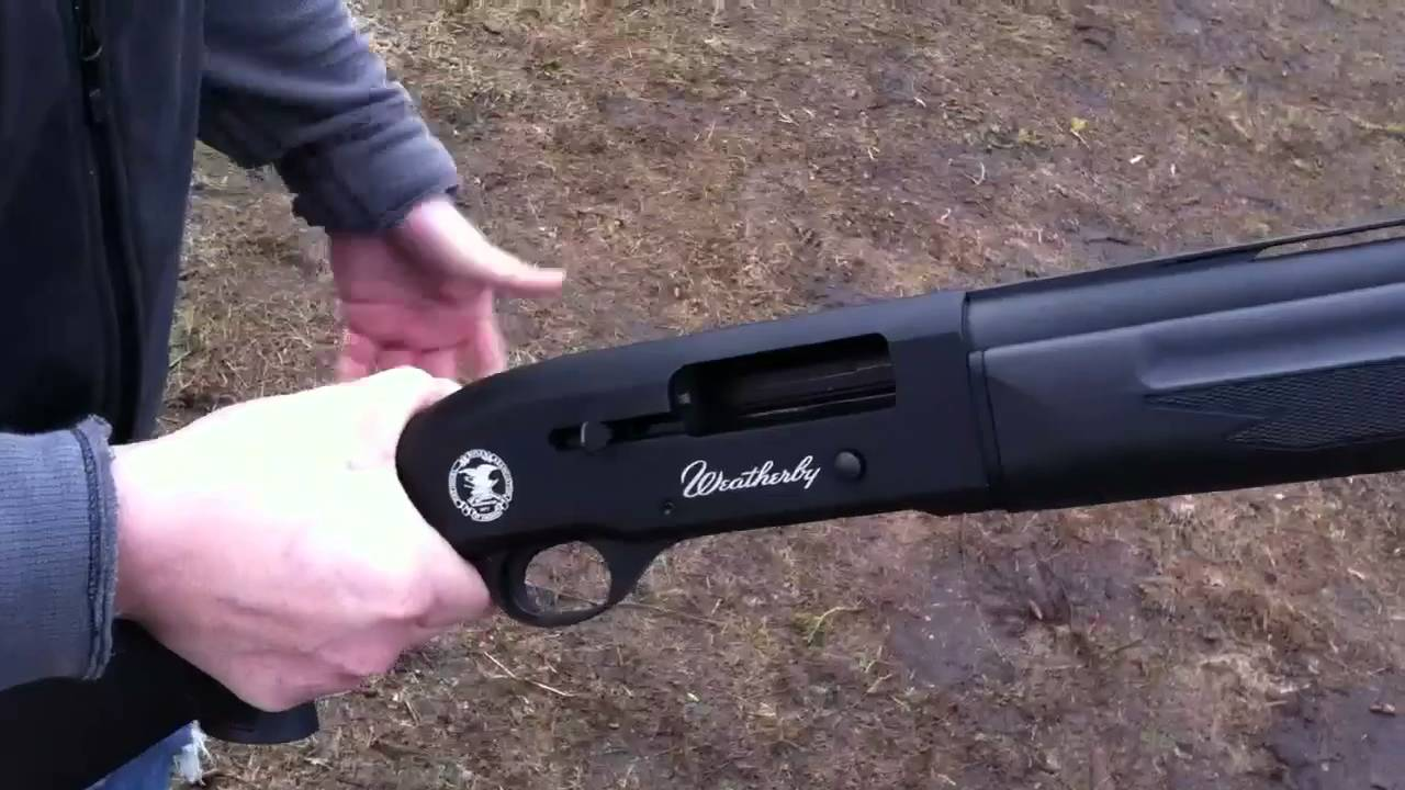 Weatherby Sa 08 Youtube