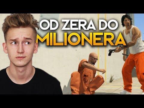 "GTA V ""OD ZERA DO MILIONERA"" #25 - NAJGŁUPSZA AKCJA! 😂"