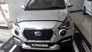 Review Datsun cross A/T (2018)