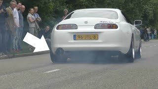 the best toyota supra engine sounds 2016