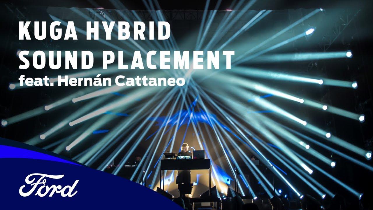 Kuga Híbrida - Hernan Cattáneo