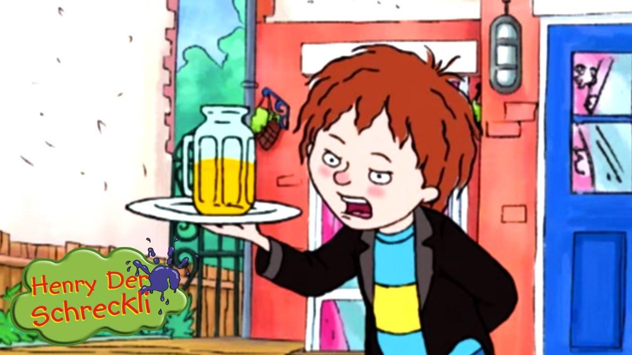 Schrecklicher Kellner | Henry Der Schreckliche | Cartoons für Kinder