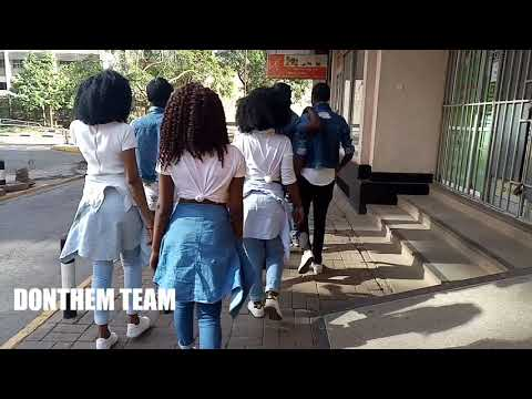 VICTORIA KIMANI-CHINA LOVE (OFFICIAL DANCE VIDEO)FT R.CITY,DANCE BY DANCEHALL NEXT LEVEL KENYA