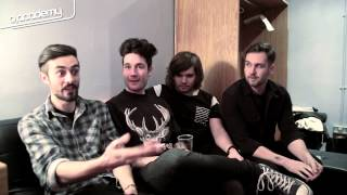 Bastille Interview - Ambitions for the Future Mp3