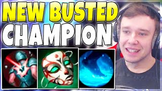 Even Korean Pros Are ABUSING This Champ Now (GIVEAWAY) - League of Legends