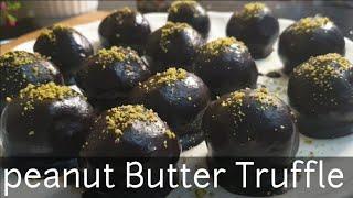 Peanut Butter Truffle Recipe ♥️ | Dessert Recipe ♥️