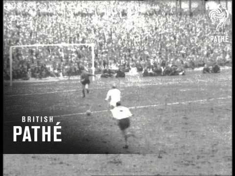 Manchester United V Southampton (1963)