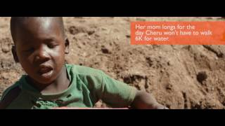 Cheru's Journey | Global #6KforWater | World Vision