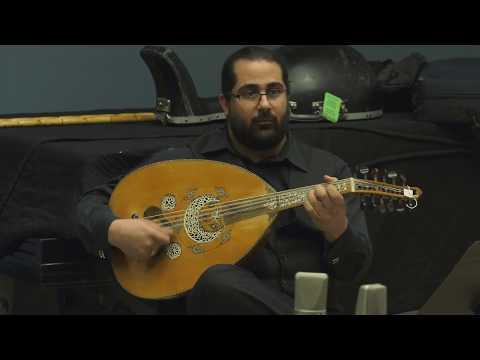Taqsim Oud - Rast - Michael Ibrahim - Hanna Nahat Oud