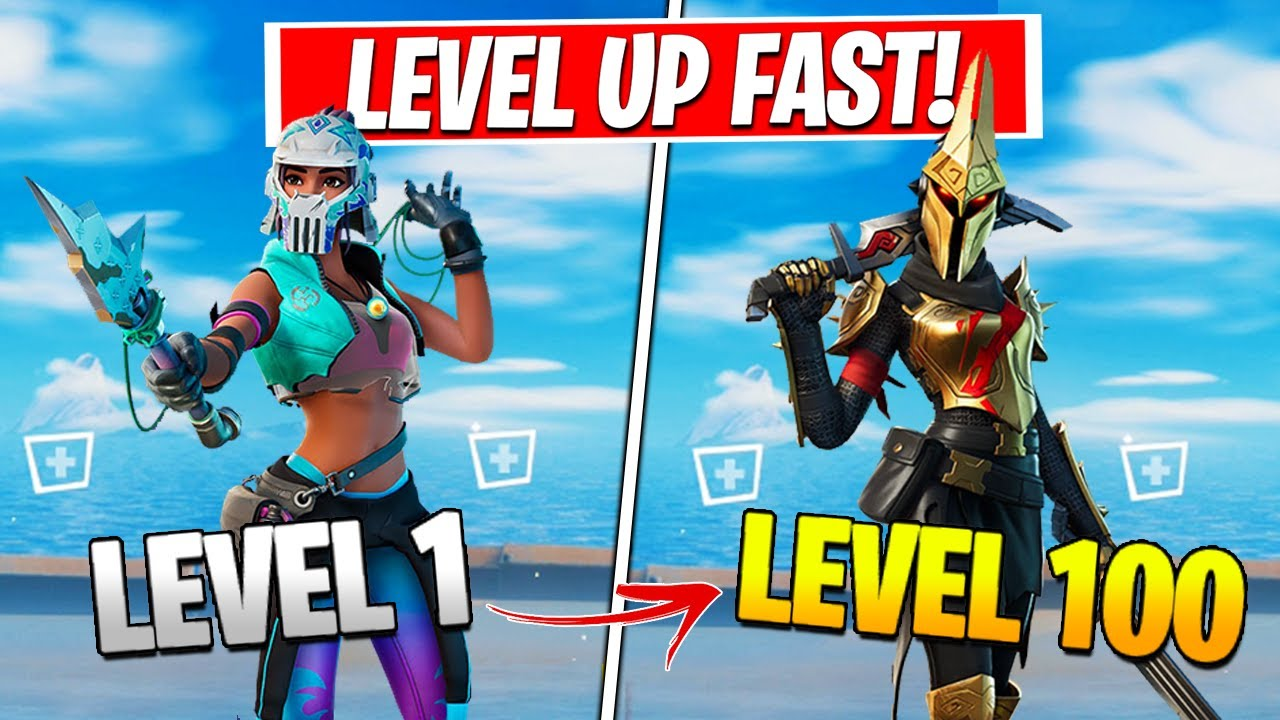 How To Level Up Fast In Fortnite Season 3 Level 100 In One Day Fortnite Chapter 2 Season 3 Youtube