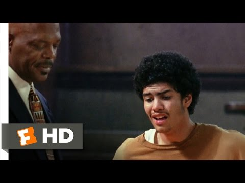 Coach Carter (3/9) Movie CLIP - Push-Ups and Suicides (2005) HD