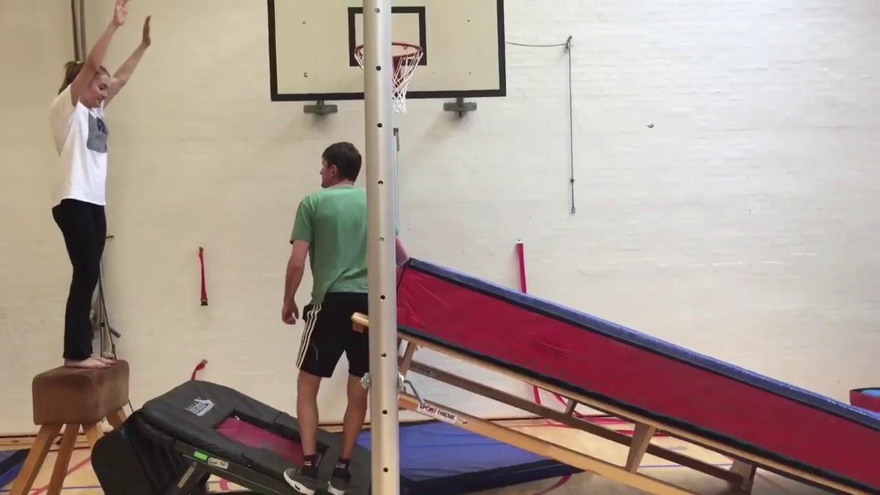 Salto bevægelsesanalyse