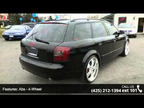 2005 audi a4 1 8t avant quattro awd 4dr wagon leavitt a. Black Bedroom Furniture Sets. Home Design Ideas