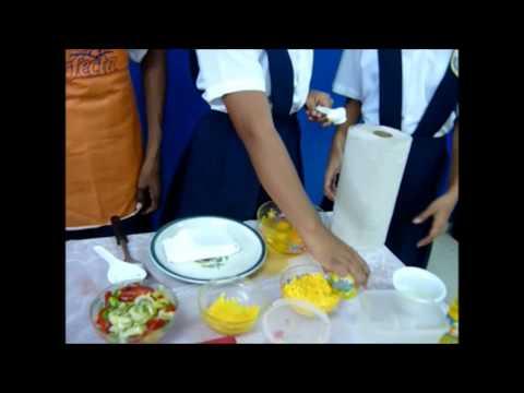 Quimica en la cocina youtube for Cambios quimicos en la cocina