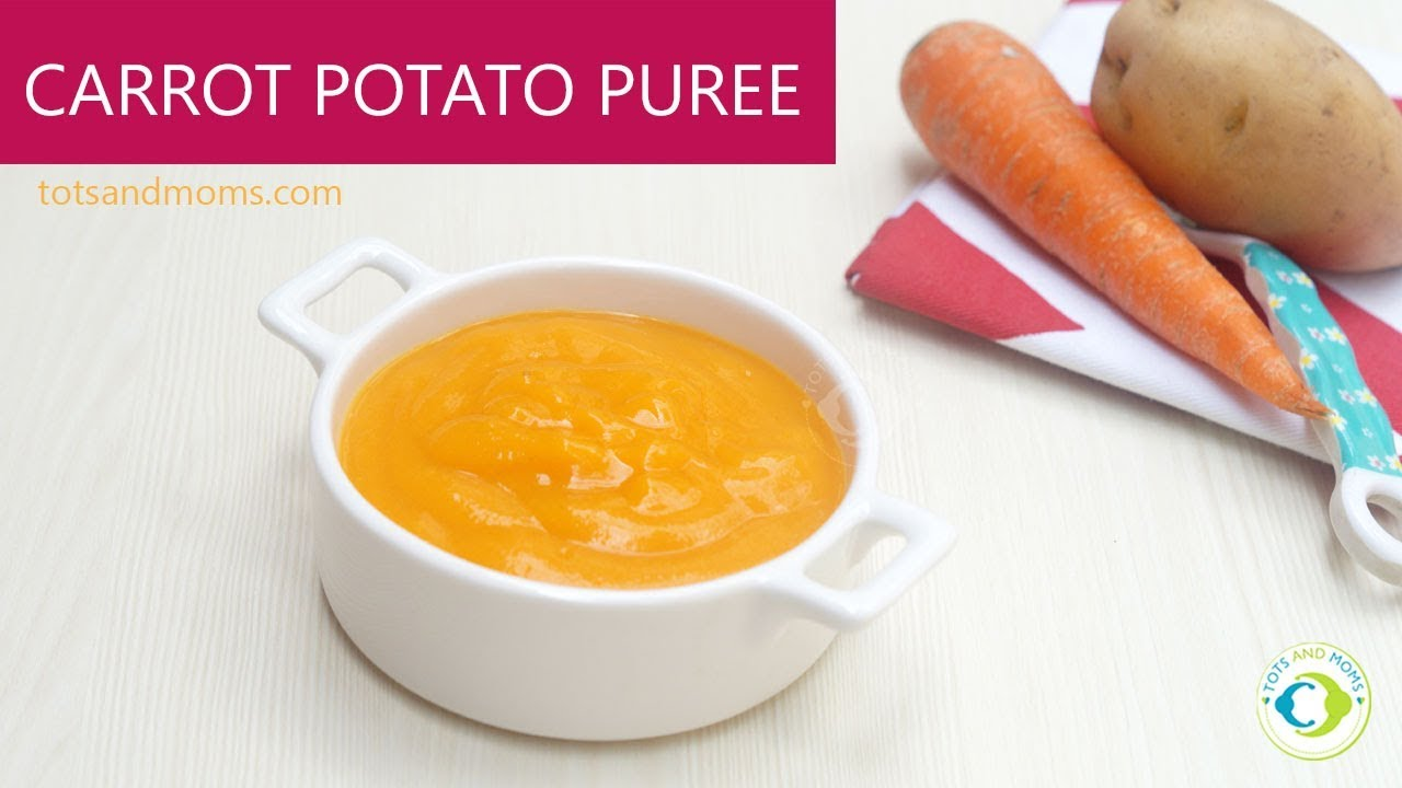 Carrot potato puree recipe for babies 6 months baby food recipe carrot potato puree recipe for babies 6 months baby food recipe forumfinder Choice Image