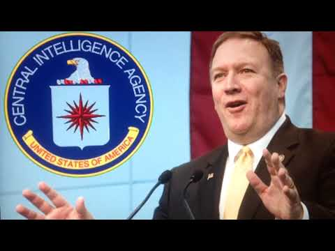 One Picture Exposes the Donald Trump, CIA Pompeo, Alex Jones JFK Lie !