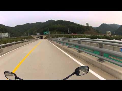 38th Parallel Bridge in S.Korea