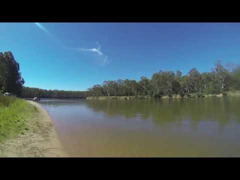 Scotts Beach, Murray River, Cobram, VIC