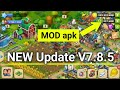 Township | Township mod apk completely new update v7.8.5 unlimited money township mod Android 2020