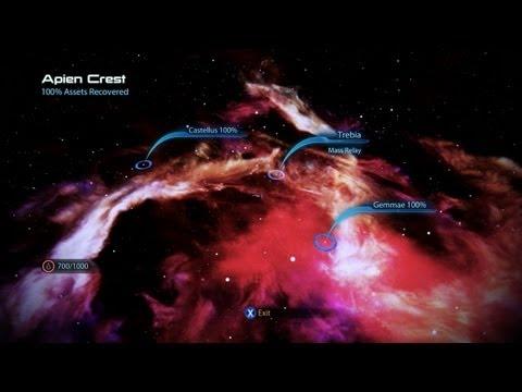 Mass Effect 3 Scanning Guide - Apien Crest