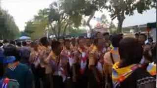 งานชุมนุมลูกเสืออาเซียนครั้งที่4รวมคลิป 4th ASEAN Scout Jamboree 2013