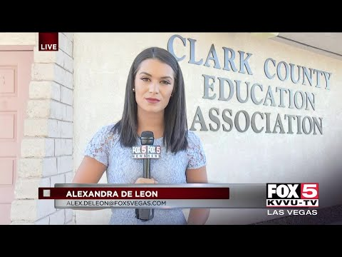 Clark County teachers union sets date for possible strike in