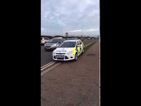Police search underway in Cromer