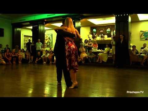 Gabriela Elias - Timofey Borisov, Prischepov TV - Tango Channel