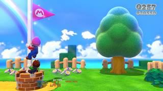 Тест производительности Super Mario 3D World на CEMU 1 15 5c
