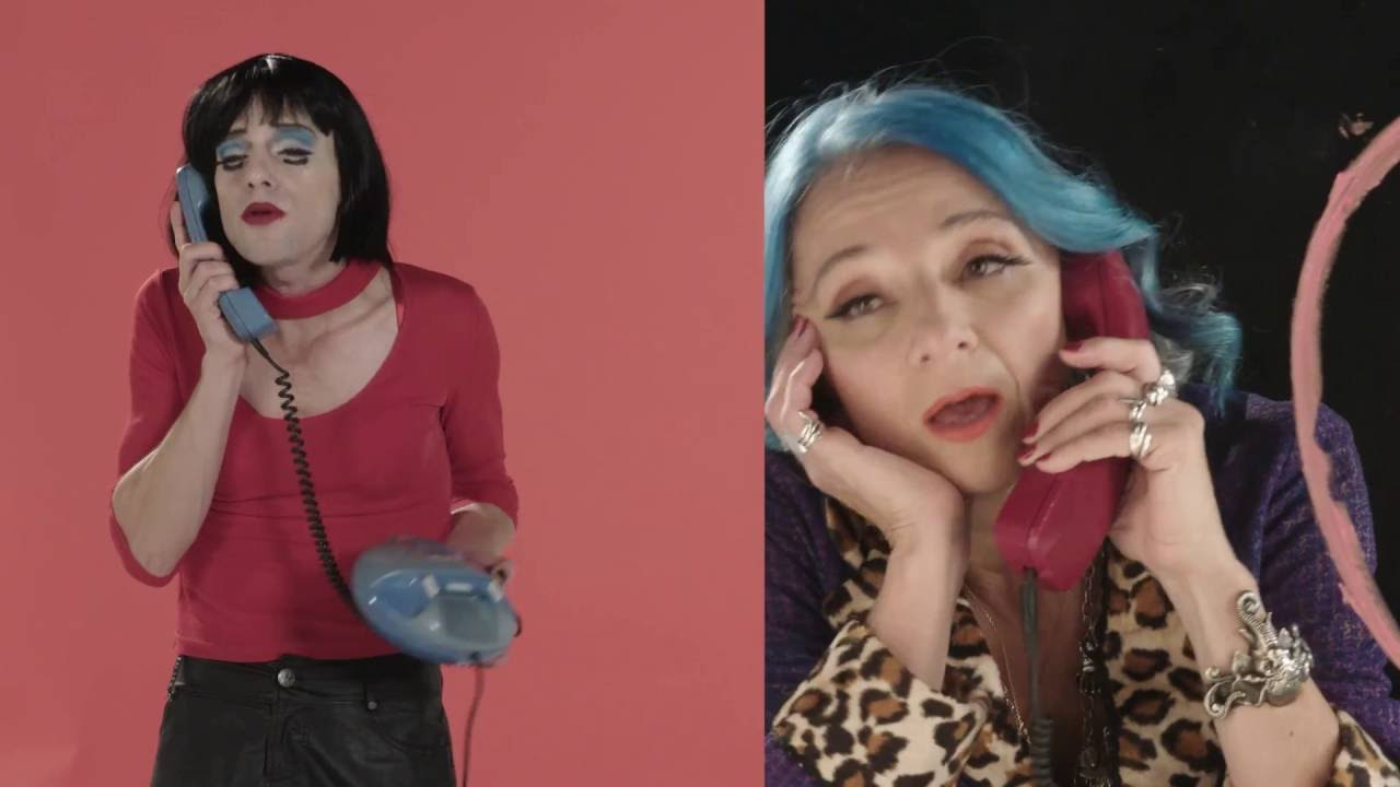 Voodoo Jürgens featuring Eva Billisich - Gitti (official Video)