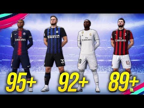 I MIGLIORI GIOVANI TALENTI di FIFA 19! POTENZIALE ASSURDO 90+! | FIFA 19 Carriera Allenatore