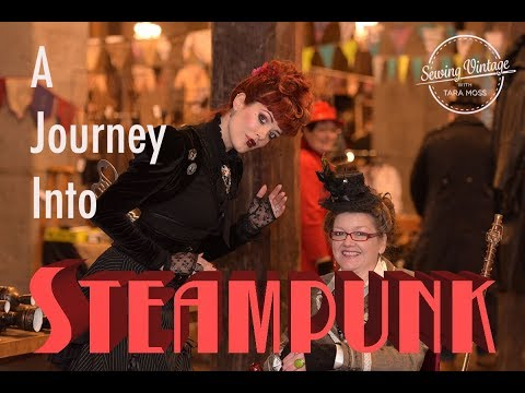 A Journey Into Steampunk
