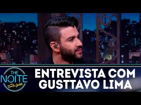 Entrevista com Gusttavo Lima  The Noite 110418