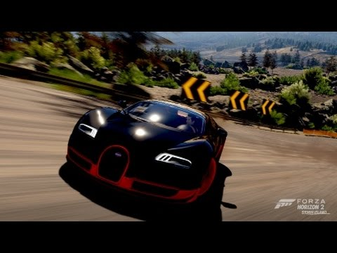 Extreme Offroad Silly Builds - 2011 Bugatti Veyron Super Sport (Forza Horizon 2)