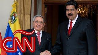 """""""Cubazuela: crónica de una invasión cubana"""", un análisis de la crisis en Venezuela"""